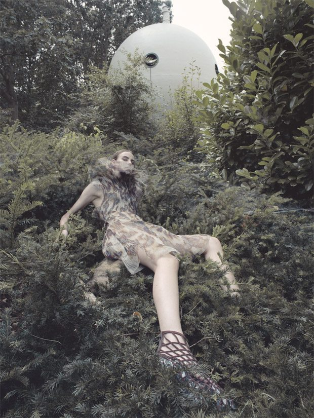 Iris Van Herpen Special by Marie-Fleur Charlesworth for ODDA Magazine