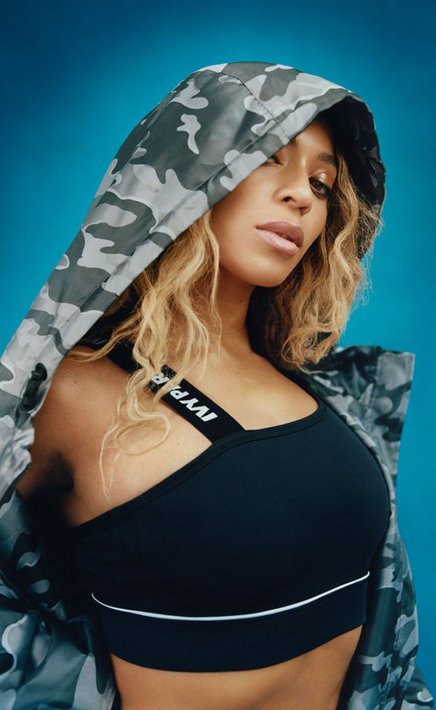 Ivy Park FW16 Collection