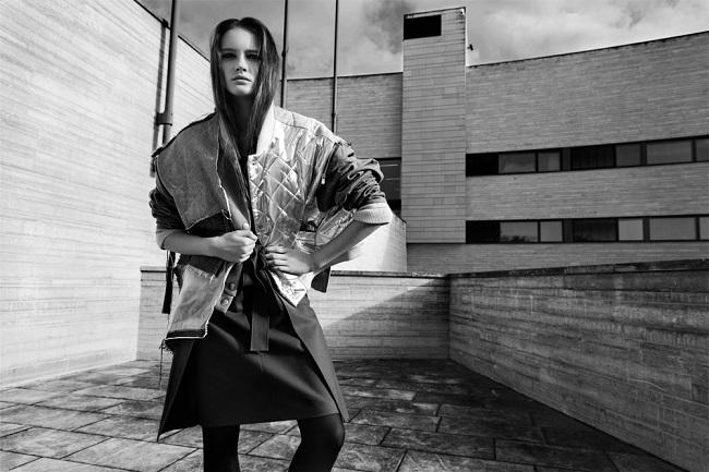 Code Grey by Elina & Silvia Kurr