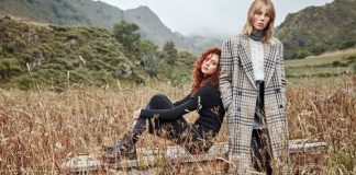 MANGO AW16 November Campaign: The great outdoors