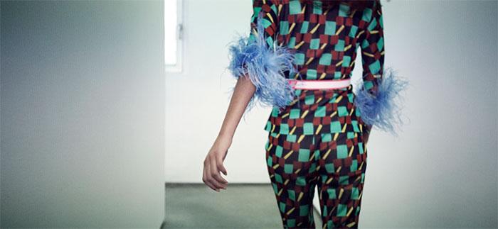 PRADA & Willy Vanderperre Present SS17 Women's Collection