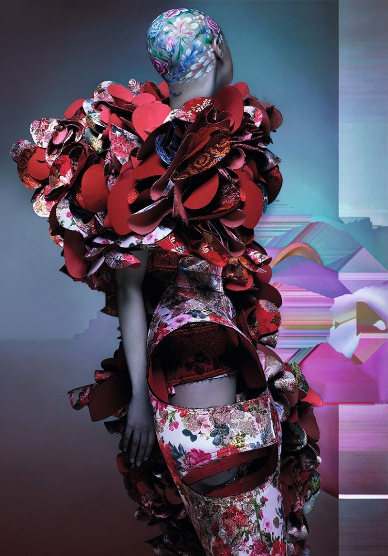 Photography by Nick Knight, Styling by Katie Shillingford