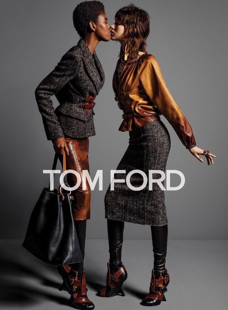 Tom Ford Fall 2016 Digital Ad Campaign