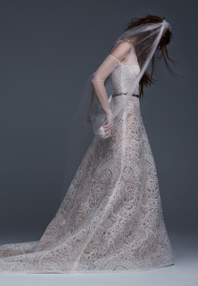 Vera Wang Bride Fall 2017 Collection