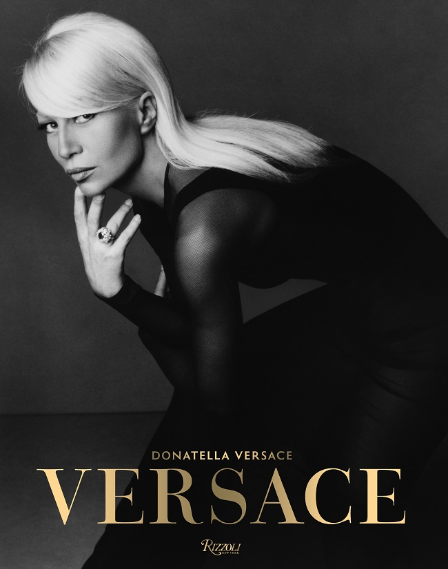 VERSACE: the book