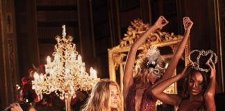 Victoria's Secret Holiday 2016 A Very Private Affair
