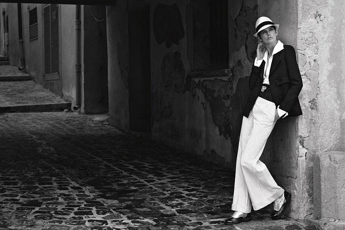 Chanel presenta la nuova campagna adv della collezione Cruise 2016-17