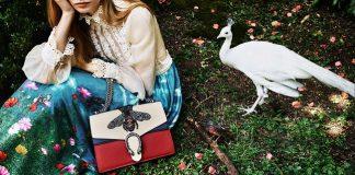 Gucci, fiori e animali nel Giardino dell'Eden