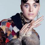 Hedvig Palm by Yulia Gorbachenko for Harper's Bazaar UKraine December 2016