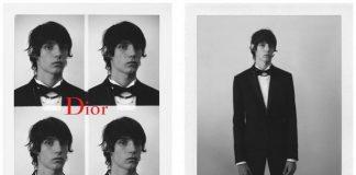 """Dior Homme presenta la sua collezione """"Black Carpet"""" a Pechino"""