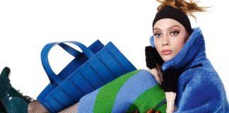 Odette Pavlova Layers Up in Max Mara 's Fall 2016 Campaign