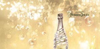 Le bollicine di Champagne Perrier-Jouët per Natale 2016
