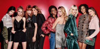 Topshop's 2016 holiday campaign - Photo © Giampaolo Sgura