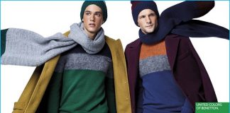 United Colors of Benetton 2016 Fall/Winter Campaign