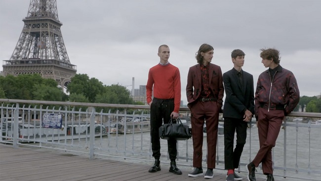"""Paris Session"" by Larry Clark for Dior Homme Spring/Summer 2017"