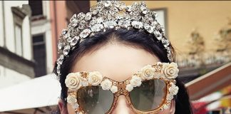 Collezione Eyewear Flowers Lace