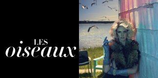 Anne V nel mirino fotografico di Chuando & Frey per D'SCENE Magazine