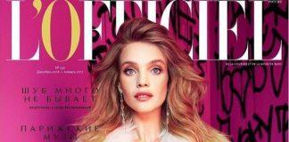 Barbie Girl: Natalia Vodianova è fotografata da Danil Golovkin per L'Officiel Russia