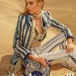 ROBERTO CAVALLI, campagna pubblicitaria Primavera-Estate 2017 con Stella Maxwell e Jordan Barrett
