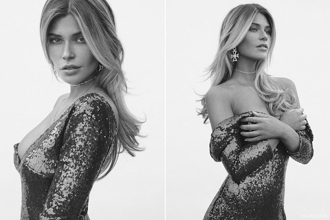 Samantha Hoopes by Patrick Maus in 'That Girl'