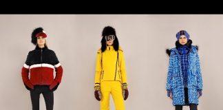 Un sofisticato guardaroba da montagna firmato Fendi - Leisurewear