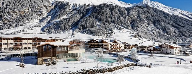 #Natale2016: Schneeberg Family Resort & Spa, moderno resort in assoluta privacy.
