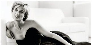 Diana, Princess of Wales, London, Vanity Fair, 1997, © Mario Testino