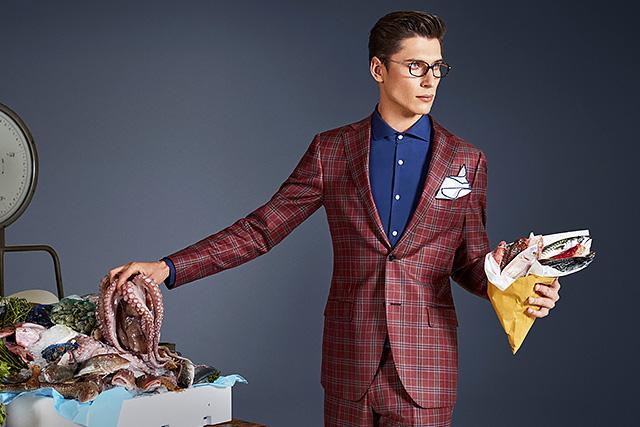 LANIERI, Style is an Italian job