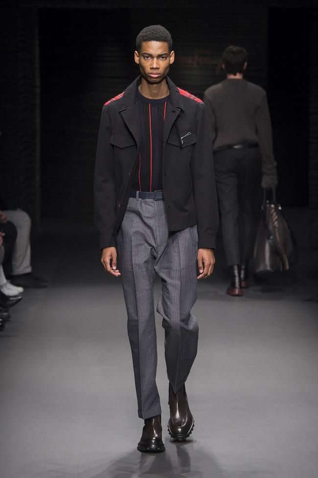 Milano Moda Uomo: Classici ridefiniti da Ferragamo