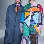 London Fashion Week: Il grafismo di Lou Dalton