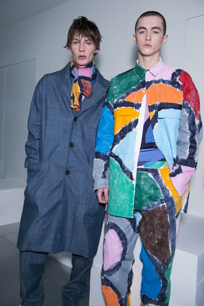 London Fashion Week: Il grafismo di Lou Dalton