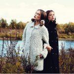 Tasha Poljakova and Anna Wolosz by Anais Da Silva