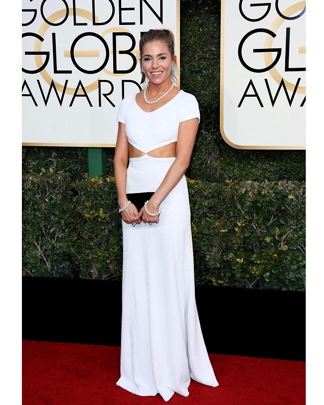 I gioielli Tiffany sul red carpet dei Golden Globe 2017