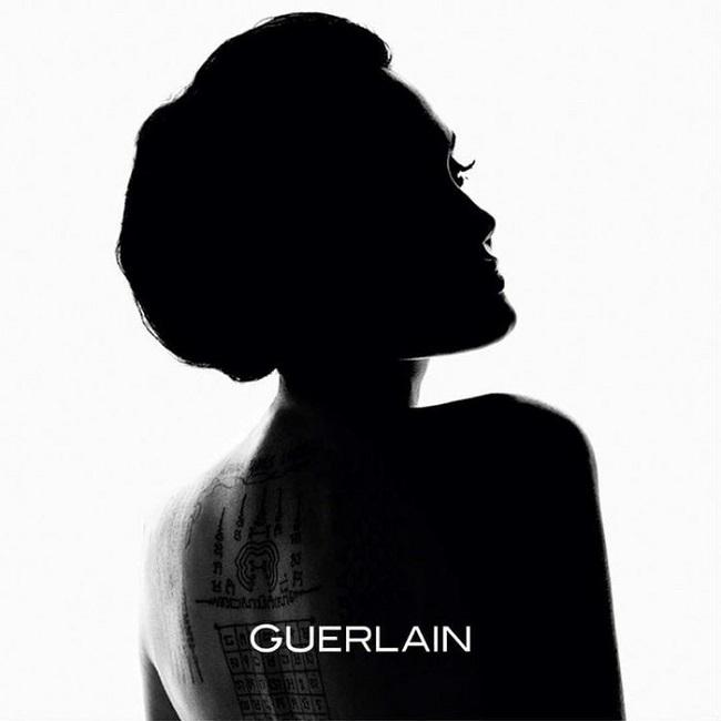 Guerlain presenta Angelina Jolie: la nuova icona di Guerlain Parfumeur