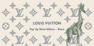 Louis Vuitton Pop-Up Store a Milano