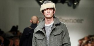 Oliver Spencer London Fashion Week Men 2017 fall/winter collection