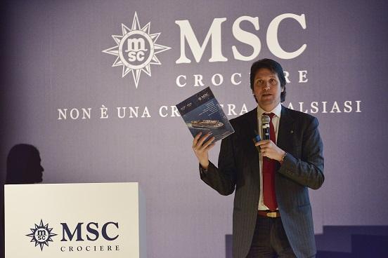 MSC Crociere, novità globali nel primo catalogo tech in mixed reality al mondo