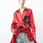 """New York Fashion Week: il brand di high-streetwear Misbhv sfila con la collezione Autunno Inverno 2017 """"EUphoria""""."""
