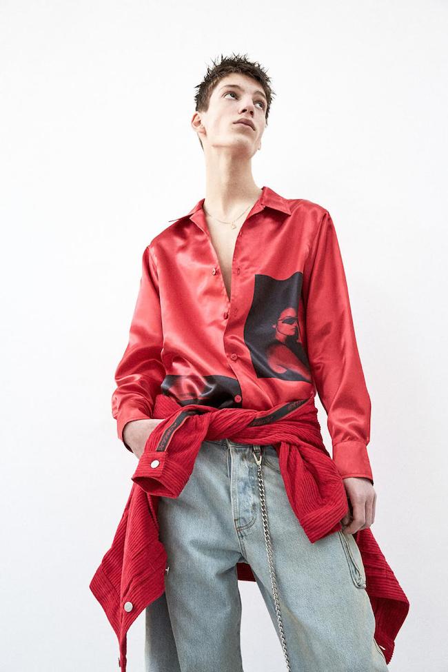 New York Fashion Week: MISBHV AW17 Menswear