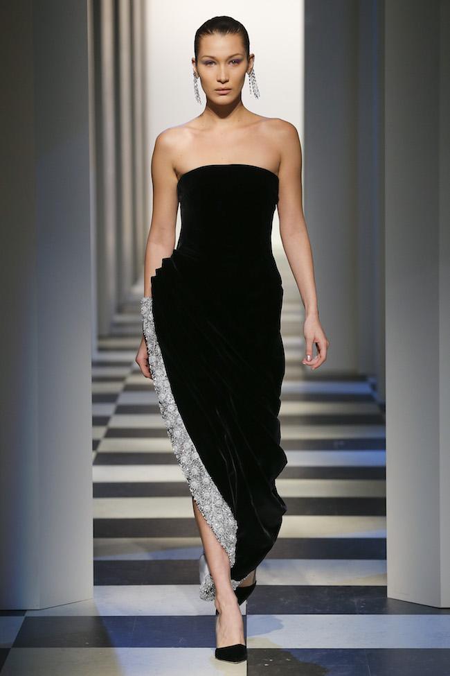 Oscar de la Renta New York Fashion Week FW17