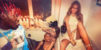 Alta moda e hip-hop collidono nella nuova campagna di Alexander Wang