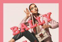 Irina Shayk per Bally Primavera Estate 2017