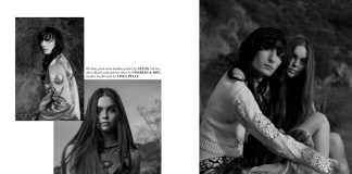 Faithfully: l'editoriale di Ryan Jerome per FV magazine