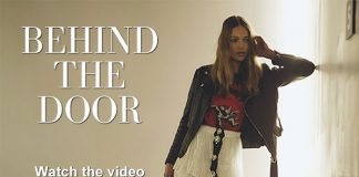 "Pinko introduce ""Behind the Door"", l'amore unico fra Romeo + Juliet"