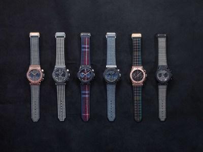 Hublot presenta la collezione Classic Fusion Italia Independent