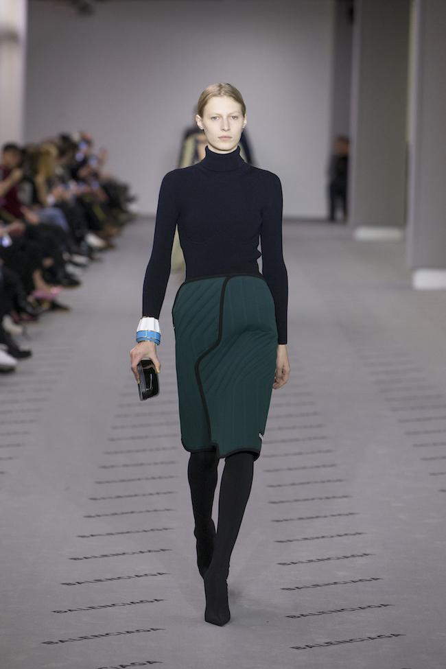 Paris Fashion Week: nel nome di Balenciaga