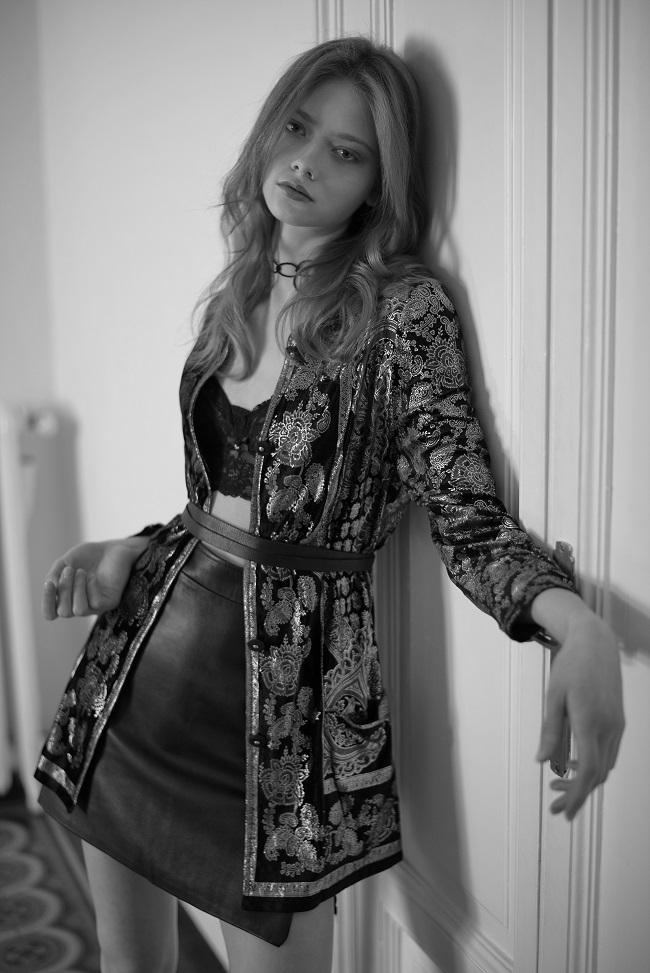 Exclusive Fashion Editorials April 2017 Tanya Kozina by Saint Yvy