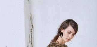 Martino Midali, scenografia insolita per la nuova collezione