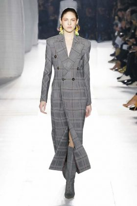 Mila Schön Fashion show Ready to wear collection fall winter 2017