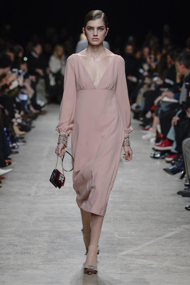 Rochas Ready To Wear Fall Winter 2017 Paris